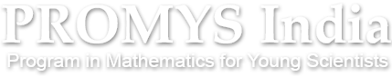 PROMYS India | Program in Mathematics for Young Scientists